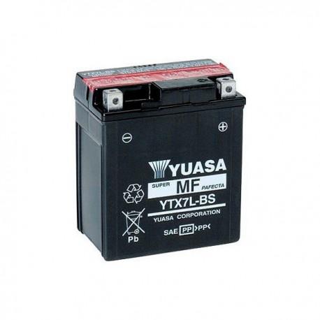 Yuasa batteria YTX7L-BS 12V/6AH
