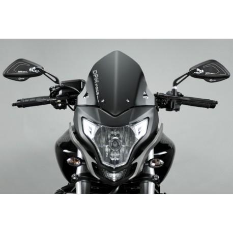 Deprettomoto DPM cupolino Warrior Honda Hornet 600 dal 2011 al 2012
