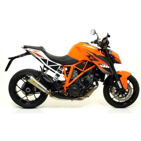71820XKI Arrow terminale scarico X-Kone KTM 1290 Super Duke