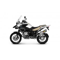 S-B12SO9-HRT Akrapovic terminale omologato Bmw GS1200 Adventure