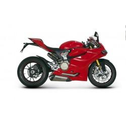 S-D11E1-T Akrapovic evolution non omologato Ducati 1199