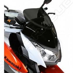 Barracuda cupolino Spoiler Aerosport Kawasaki Z1000 dal 2010 al 2013