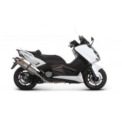 S-Y5R2-HCRT Akrapovic sistema scarico omologato Yamaha T-max 530