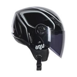 Agv casco jet Blade Tab nero helmet casque