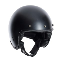 Agv casco jet RP60 black matt helmet casque