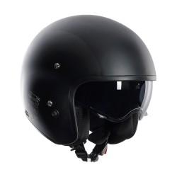 Diesel casco jet Hi-Jack black matt helmet casque