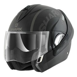 Shark Evoline 3 Drop casco modulare black matt