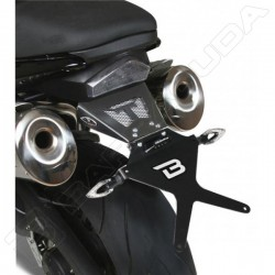 Barracuda portatarga regolabile Triumph Speed Triple dal 2005 al 2007