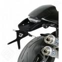 Barracuda portatarga regolabile Ducati Monster 600