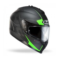 Hjc IS-17 MC4F Mission casco casque integrale moto