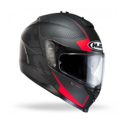 Hjc IS-17 MC1F Mission casco casque integrale moto
