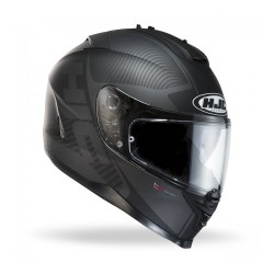 Hjc IS-17 MC5F Mission casco casque integrale moto