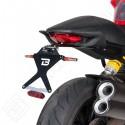 Barracuda portatarga regolabile Ducati Monster 821