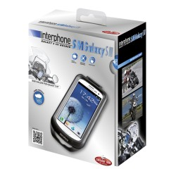 Smgalaxy S3 III custodia manubrio moto Cellularline Samsung
