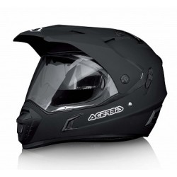 Acerbis casco cross enduro Active nero opaco casque helmet