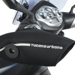 Tucano R361 copri manopole neoprene scooter e moto con fori bilancieri