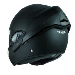 Shark Evoline 3 casque casco helmet modulare black matt
