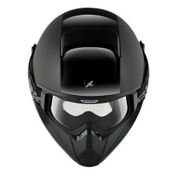 Shark Vancore Dual black casco integrale helmet casque