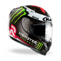 Hjc Rpha-10 plus Lorenzo Carbon casco casque integrale replica MC1