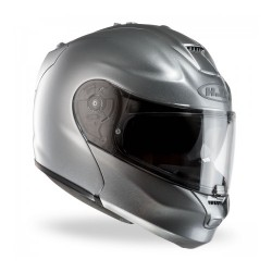 Hjc Rpha-max Evo casco casque modulare silver metal
