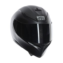 Agv casco K3sv mono matt black helmet casque integrale
