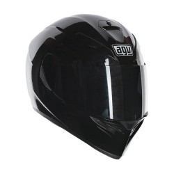 Agv casco K3sv mono gloss black helmet casque integrale
