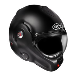 Roof casco modulare Desmo nero opaco matt black helmet casque