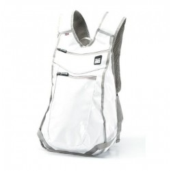 "Blauer zaino moto Parachute bianco lucido porta pc 13"""