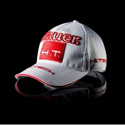 Blauer cappellino white-red Moto Wear Hat ricamato