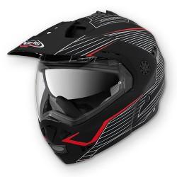 Caberg casco jet modulare Tourmax Sonic nero opaco matt black helmet casque