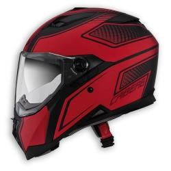 Caberg casco Stunt Blade integrale nero-rosso helmet casque