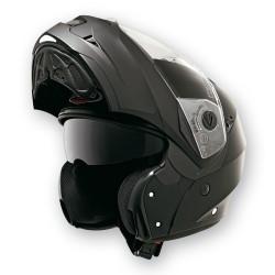 Caberg casco Duke II nero opaco jet modulare helmet casque