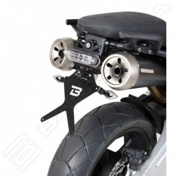 Barracuda portatarga regolabile Yamaha Mt03