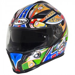 Suomy casco Halo Pinball integrale helmet casque