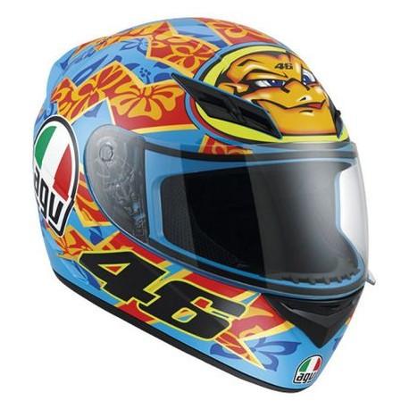 Agv casco K3 replica Mugello Valentino Rossi casque helmet