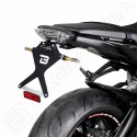 Barracuda portatarga regolabile Yamaha MT09