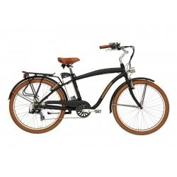 Bici Elettrica Adriatica Cruiser uomo E-bikes 36v 10ah batteria Litio