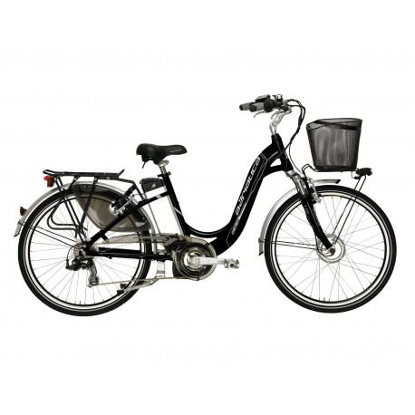 Bici Elettrica Adriatica Lady donna E-bikes 36v 10ah batteria Litio