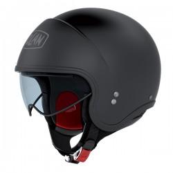 Nolan N21 casco casque helmet jet nero opaco classic 10