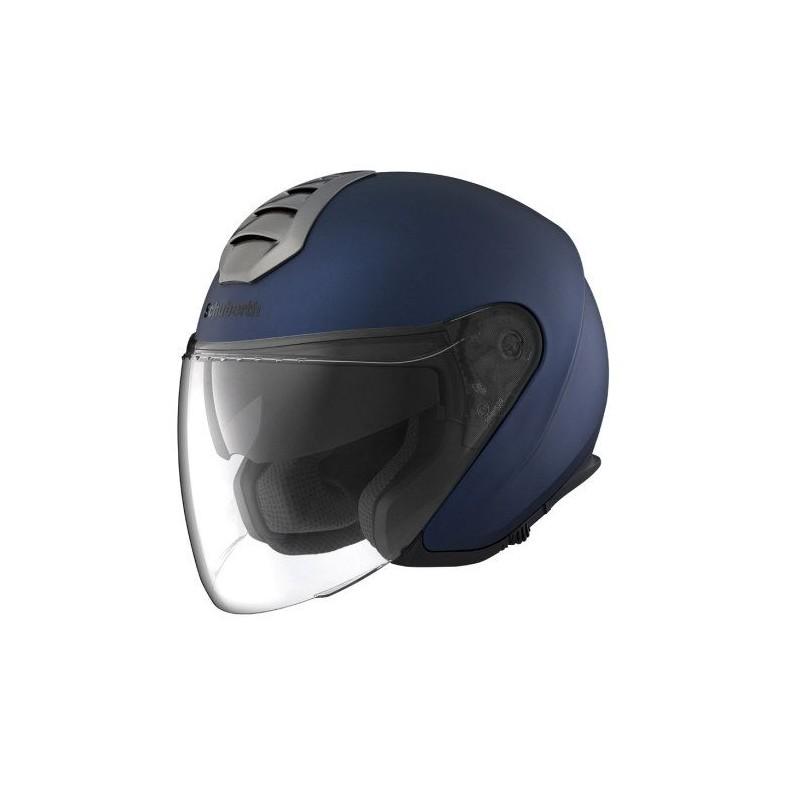 schuberth casco jet m1 paris blu helmet casque. Black Bedroom Furniture Sets. Home Design Ideas