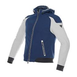 Dainese giacca Kevin tex blu high-rise jacket moto