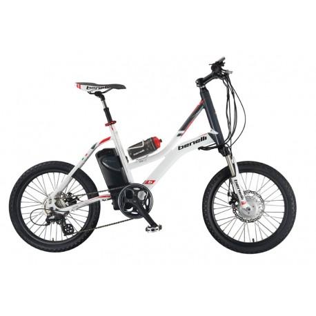 Bici Elettrica Benelli Citylink sport E-bikes 36v 6.6ah batteria Litio SAMSUNG
