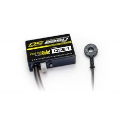 Healtech kawasaki z800 cambio elettronico con cablaggio