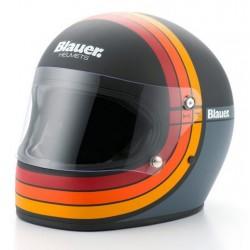 Blauer casco 80s integrale old style vintage helmet casque