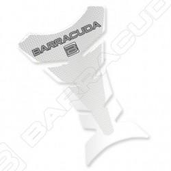 Barracuda protezione serbatoio tank pad semi trasparente moto