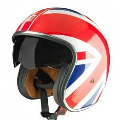 Origine casco jet Sprint Union jack UK helmet casque