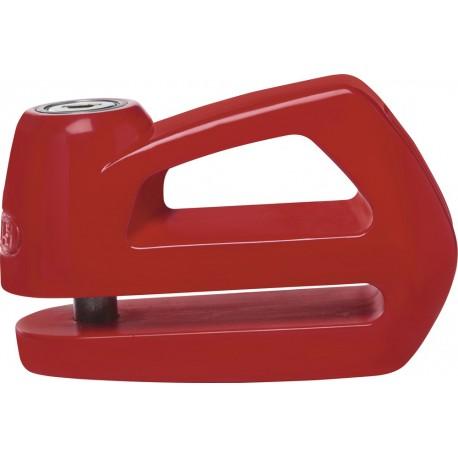 Abus Element 290 rosso bloccadisco antifurto moto scooter perno 10mm