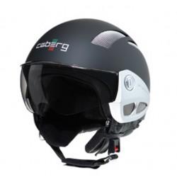 Caberg casco jet Breeze con prese aria helmet casque