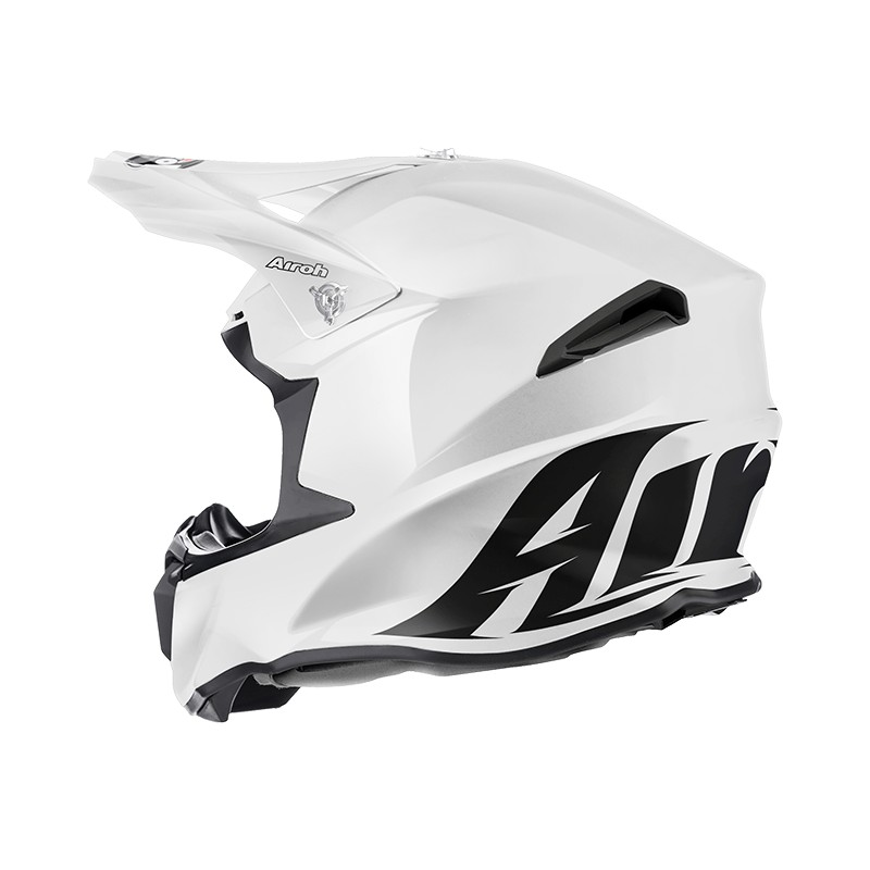 casco airoh twist helmet bianco casque cross. Black Bedroom Furniture Sets. Home Design Ideas