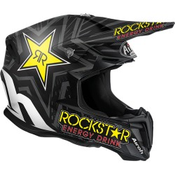 Casco Airoh Twist helmet Rockstar casque cross